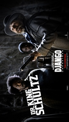 Django Unchained movie poster (2012) poster MOV_0db6747c