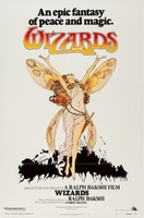 Wizards movie poster (1977) picture MOV_0dbd633f