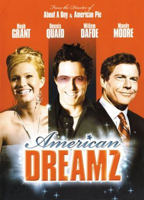 American Dreamz movie poster (2006) poster MOV_0dc5754e