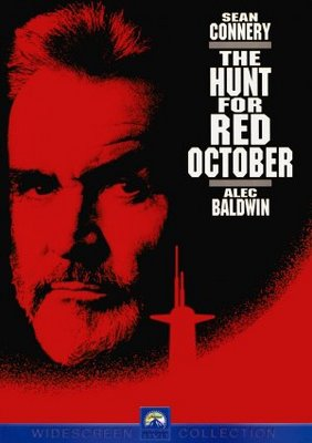 The Hunt for Red October movie poster (1990) poster MOV_0dc7b39a