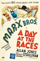 A Day at the Races movie poster (1937) picture MOV_0dc90525