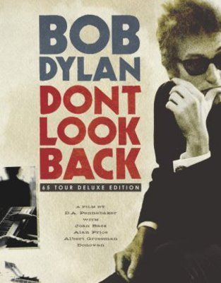 Dont Look Back movie poster (1967) poster MOV_0dcd0b98