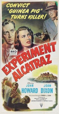 Experiment Alcatraz movie poster (1950) poster MOV_0ddb2fbc