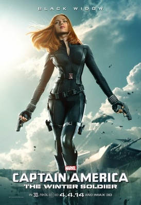 Captain America: The Winter Soldier movie poster (2014) poster MOV_0ddbb595