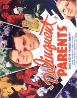 Delinquent Parents movie poster (1938) picture MOV_0ddeaa8d