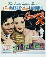 Comrade X movie poster (1940) picture MOV_0de3fb07