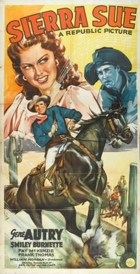 Sierra Sue movie poster (1941) poster MOV_0de5c695