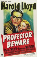 Professor Beware movie poster (1938) picture MOV_9489c272