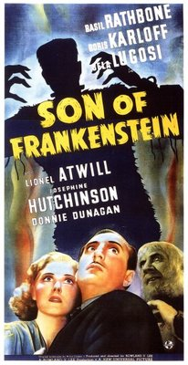 Son of Frankenstein movie poster (1939) poster MOV_0df8f2db