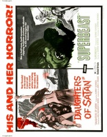 Daughters of Satan movie poster (1972) picture MOV_0df9f634