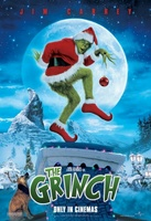 How the Grinch Stole Christmas movie poster (2000) picture MOV_0dfeab04