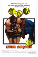 Open Season movie poster (1974) picture MOV_0dffd631