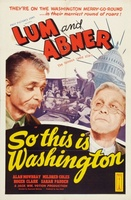 So This Is Washington movie poster (1943) picture MOV_0e0025a7