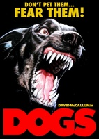 Dogs movie poster (1976) picture MOV_0e0183a2