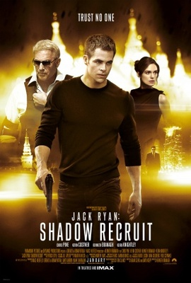 Jack Ryan: Shadow Recruit movie poster (2014) poster MOV_0e0478a8