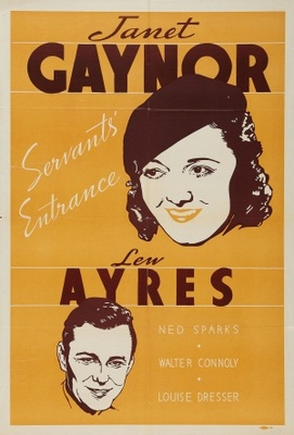 Servants' Entrance movie poster (1934) poster MOV_0e04cd2b