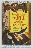Pit and the Pendulum movie poster (1961) picture MOV_0e057d92