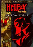 Hellboy: Sword of Storms movie poster (2006) picture MOV_0e075e3c