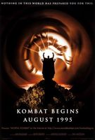 Mortal Kombat movie poster (1995) picture MOV_0e0a23f9