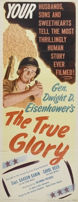 The True Glory movie poster (1945) poster MOV_0e158a7e