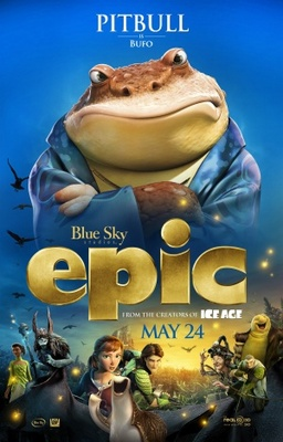 Epic movie poster (2013) poster MOV_0e19bf17
