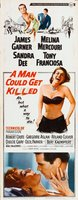 A Man Could Get Killed movie poster (1966) picture MOV_0e1d778e