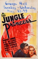 The Jungle Princess movie poster (1936) picture MOV_0e1ecd3d