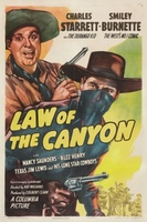 Law of the Canyon movie poster (1947) picture MOV_0e20e353