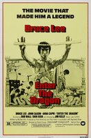 Enter The Dragon movie poster (1973) picture MOV_0e222f10