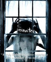 The Uninvited movie poster (2009) picture MOV_6da8d9ae