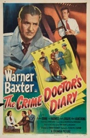 The Crime Doctor's Diary movie poster (1949) picture MOV_0e2a9fd8