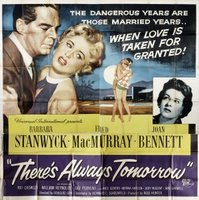 There's Always Tomorrow movie poster (1956) picture MOV_0e2b32c1
