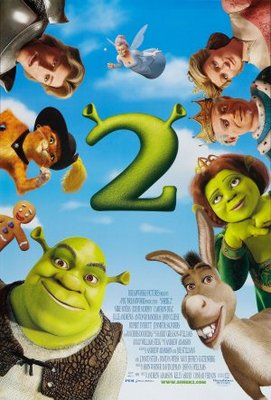 Shrek 2 movie poster (2004) poster MOV_0e2c9961