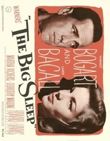 The Big Sleep movie poster (1946) picture MOV_0e2fb3d7