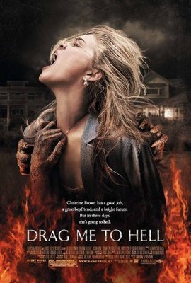 Drag Me to Hell movie poster (2009) poster MOV_0e3015be