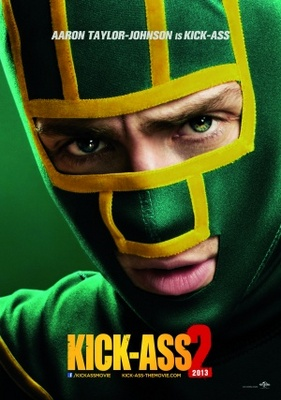 Kick-Ass 2 movie poster (2013) poster MOV_0e3455bd