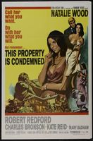 This Property Is Condemned movie poster (1966) picture MOV_0e3aa4c9