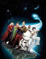 The Hitchhiker's Guide to the Galaxy movie poster (2005) picture MOV_0e3d50d2