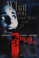 Hear No Evil movie poster (1993) picture MOV_0e3f9b9a