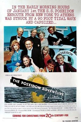 The Poseidon Adventure movie poster (1972) poster MOV_0e3fe8d8