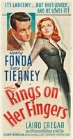 Rings on Her Fingers movie poster (1942) picture MOV_0e421d7e