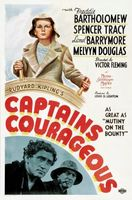 Captains Courageous movie poster (1937) picture MOV_0e4376ee