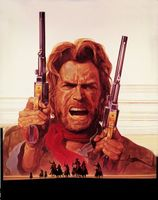 The Outlaw Josey Wales movie poster (1976) picture MOV_0e458295