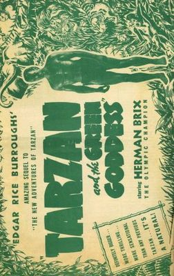 Tarzan and the Green Goddess movie poster (1938) poster MOV_0e463076