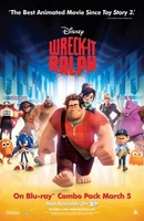 Wreck-It Ralph movie poster (2012) picture MOV_ac1eb7ed