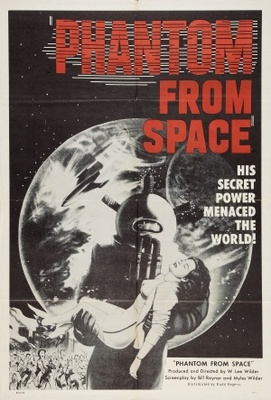 Phantom from Space movie poster (1953) poster MOV_0e4b0248