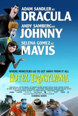 Hotel Transylvania movie poster (2012) poster MOV_0e4cc6a8