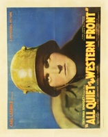 All Quiet on the Western Front movie poster (1930) picture MOV_0e559d6b
