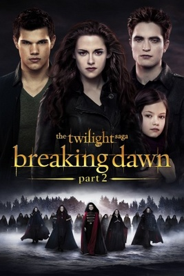 The Twilight Saga: Breaking Dawn - Part 2 movie poster (2012) poster MOV_0e5d44df