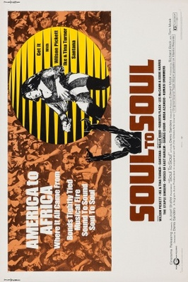 Soul to Soul movie poster (1971) poster MOV_0e5eca3c